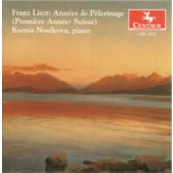 CRC 2612 Franz Liszt: Annees de Pelerinage I (Suisse)