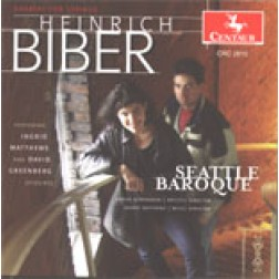 CRC 2615 Heinrich Biber: Sonatas for Strings.