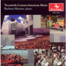 CRC 2622 Twentieth-Century American Music.