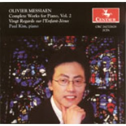 CRC 2627/2628 Olivier Messiaen: Complete Works for Piano, Vol. 2.  Vingt Regards sur l'Enfant-Jesus