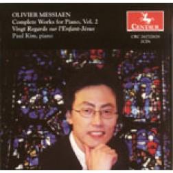 CRC 2627/2628 Olivier Messiaen: Complete Works for Piano, Vol. 2.  Vingt Regards sur l'Enfant-Jesus