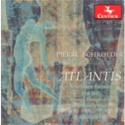 CRC 2639 Pierre Schroeder: Atlantis.  Pierre Schroeder, synthesizers