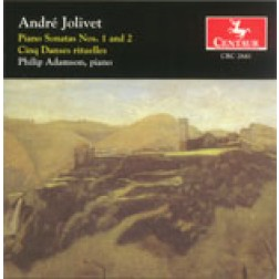 CRC 2641 Andre Jolivet: Piano Sonata No. 1