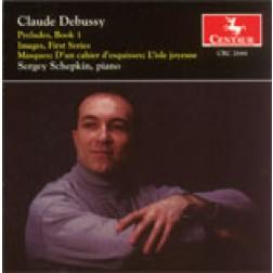 CRC 2644 Claude Debussy: Perludes, Book 1