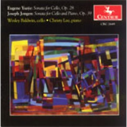 CRC 2649 Eugene Ysaye: Sonata for Cello, Op. 28