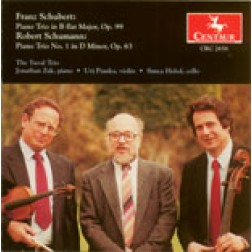 CRC 2656 Franz Schubert: Piano Trio in B flat Major, Op. 99 (D898)