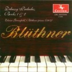 CRC 2693/2694 Debussy Preludes, Books 1 & 2