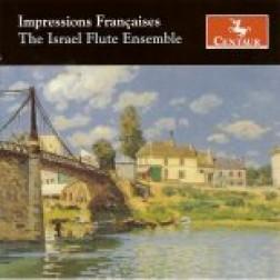 CRC 2697 Impressions Francaises.  Jacques Casterede: Flutes en Vacances