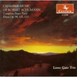 CRC 2709/2710 Chamber Music of Robert Schumann. Complete Piano Trios (Nos. 1-3)
