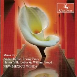 CRC 2717 Andre Jolivet:  Serenade pour Quintette a vent avec Hautbois principal