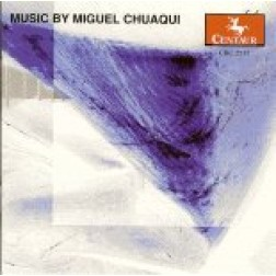 CRC 2737 Music by Miguel Chuaqui: Hyperbole, for flute, clarinet, violin, piano, conductor