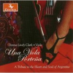 CRC 2751 Viola Portena: A Tribute to the Heart and Soul of Argentina.  Carlos Gardel: El Dia Que Me Quieras