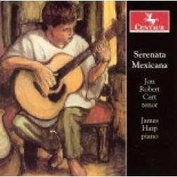 CRC 2761 Serenata Mexicana.  Edward Kilenyi:  Cinco canciones populares Mexicanas