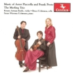 CRC 2763 Music of Astor Piazzolla and Frank Proto.  Piazzolla:  La Muerte del Angel