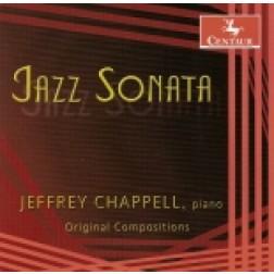 CRC 2772 Jeffrey Chappell:  Jazz Sonata.  American Sonata