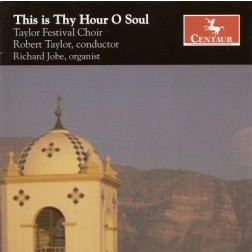 CRC 2773 This Is Thy Hour O Soul.  Brian Galante