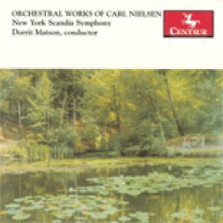 CRC 2780 Orchestral Works of Carl Nielsen.  Symphonic Rhapsody