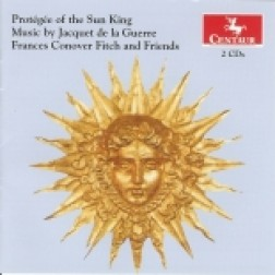CRC 2781/2782 Protege of the Sun King:  Music by Jacquet de la Guerre.