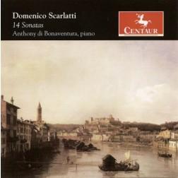 CRC 2787 Domenico Scarlatti:  14 Sonatas.  K. 523
