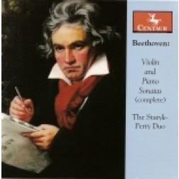 CRC 2803/2804/2805 Beethoven: Violin and Piano Sonatas