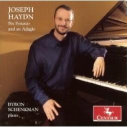 CRC 2806 Joseph Haydn:  Six Sonatas and an Adagio.  Sonatas in C Major, H.XVI:35