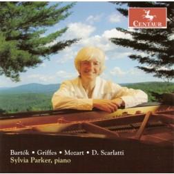 CRC 2811 Domenico Scarlatti: Three Sonatas in D