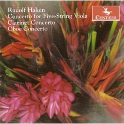 CRC 2826 Rudolf Haken: Concertos. Concerto for Five-String Viola
