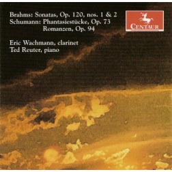 CRC 2844 Johannes Brahms:  Sonata, Op. 120, no. 1