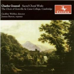 CRC 2848 Charles Gounod:  Sacred Choral Works.  O salutaris hostia (in e flat)
