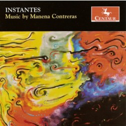 CRC 2851 Instantes:  Music by Manena Contreras.  Instantes, for String Quartet