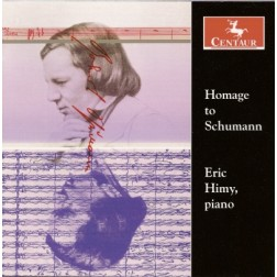 CRC 2858 Homage to Schumann.  Schumann:  Arabesque in C Manor, Op. 18