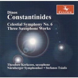 CRC 2871 Music by Dinos Constantinides.  Celestial Symphony No. 6