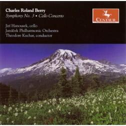 CRC 2898 Charles Roland Berry:  Symphony No. 3
