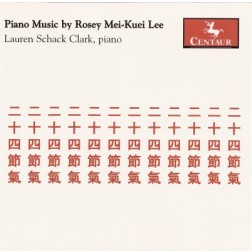 CRC 2908 Piano Music by Rosey Mei-Kuei Lee.  Sonata in Three Movements