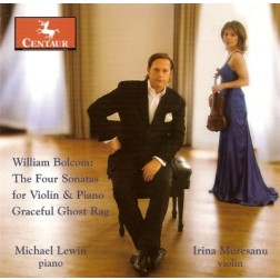 CRC 2910 William Bolcom:  The Four Sonatas for Violin and Piano