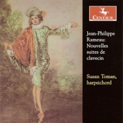 CRC 2940 Jean-Philippe Rameau:  Nouvelles suites de clavecin