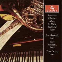 CRC 2944 Souvenirs:  Chamber Music for Horn, Flute and Piano.  Eric Ewazen:  Ballade, Pastorale and Dance for Flute, Horn and Piano