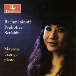CRC 2946 Sergei Rachmaninoff:  Etudes-Tableaux:  Op. 33, Nos. 2 & 3