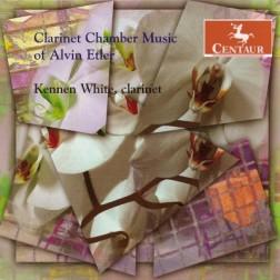 CRC 2964 Clarinet Chamber Music of Alvin Etler.  Sonata for Oboe, Clarinet and Viola