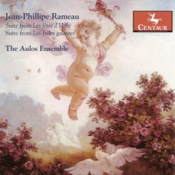 CRC 2970 Jean-Phillipe Rameau:  Suite from Les fetes d'Hebe