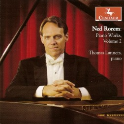 CRC 2980 Ned Rorem:  Piano Works, Volume 2.  Recalling