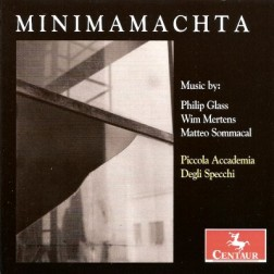 CRC 2983 Minimamachta.  Philip Glass:  Opening