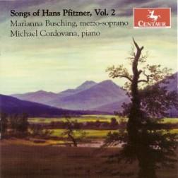 CRC 2995 Songs of Hans Pfitzner, Vol. 2.  Marianna Busching, Mezzo-soprano