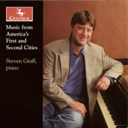 CRC 2997 Music from America's First and Second Cities.  Robert Muczynski:  Toccata, Op. 15