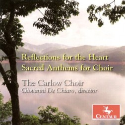 CRC 3010 Reflections for the Heart:  Sacred Anthems for Choir.  David Haas:  You Are My Shepherd, Psalm 23