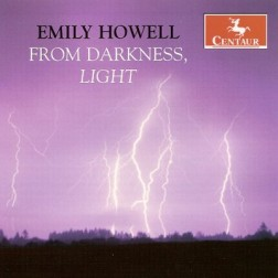CRC 3023 Emily Howell:  From Darkness, Light.  Music Composed by a computer program designed by David Cope.  From Darkness, Light