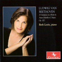 CRC 3046 Ludwig Van Beethoven:  33 Variations on a Waltz by Anton Diabelli in C Major, Op. 120