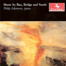 CRC 3060 Music by Bax, Bridge and Searle.  Humphrey Searle:  Vigil, Op. 3