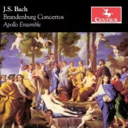 CRC 3067 J.S. Bach:  Brandenburg Concerto II, BWV 1047a