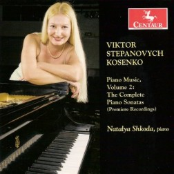 CRC 3109 Viktor Stepanovych Kosenko:  Piano Music, Volume 2